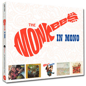 The Monkees | The Monkees in Mono | 180g 5LP Box Set