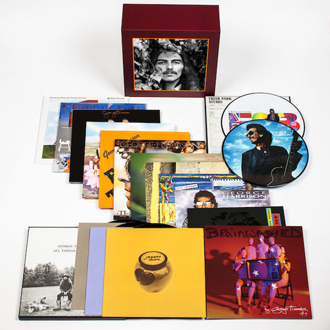 George Harrison | The Vinyl Collection | 18LP Vinyl Box Set