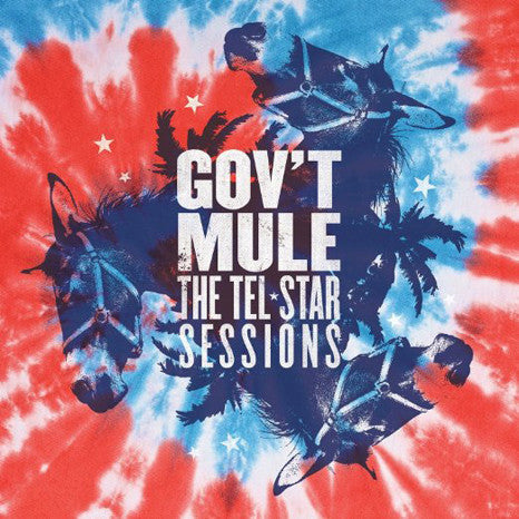 Gov't Mule | The Tel-Star Sessions | 180g White Vinyl 2LP