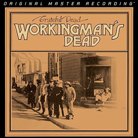Grateful Dead | Workingman's Dead | 180g Vinyl 2LP (Limited Edition)