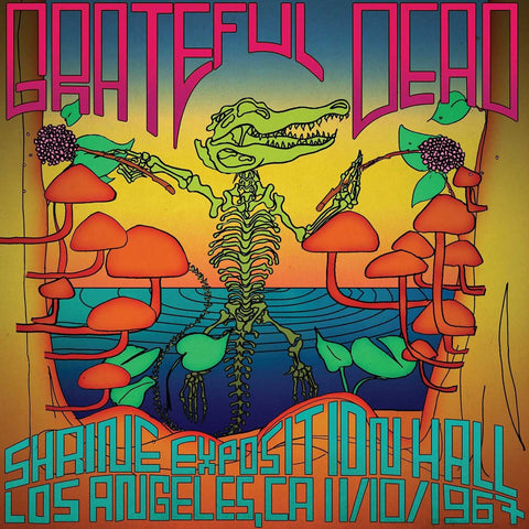 Grateful Dead | Shrine Auditorium los Angeles Ca 11/10/1967 | 180g Vinyl 3LP