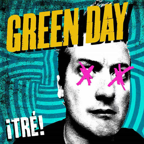 Green Day | ¡Tré! | 180g Colored Vinyl LP