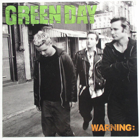 Green Day | Warning | 180g Vinyl LP