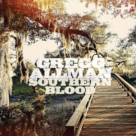 Gregg Allman | Southern Blood | Deluxe CD/DVD Edition