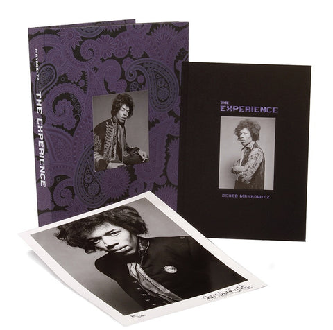 Jimi Hendrix | The Experience: Jimi Hendrix at Masons Yard | Limited Edition Hardcover Photo Book (Slip Cover)