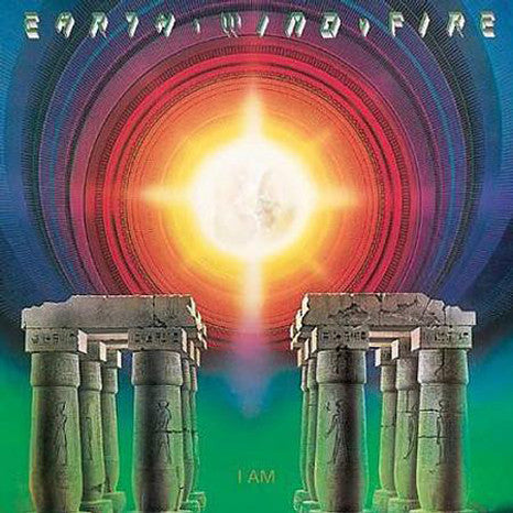 Earth, Wind & Fire | I Am | Limited Edition 180g Clear Vinyl LP