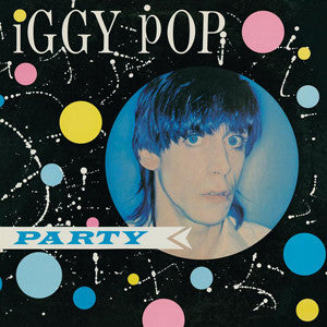 Iggy Pop | Party | 180g Vinyl LP