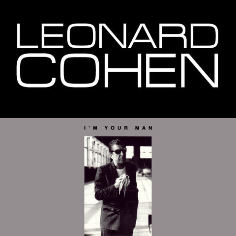 Leonard Cohen | I'm Your Man | 180g Vinyl LP [Import]