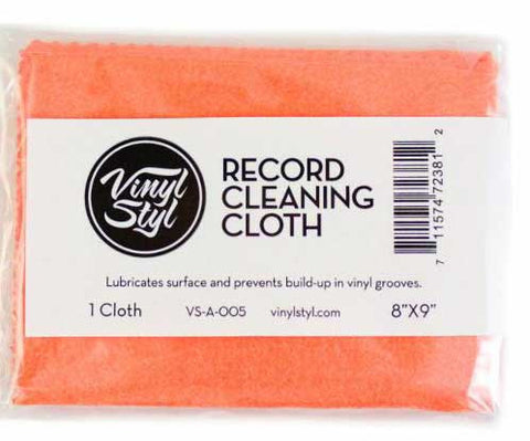 Vinyl Styl | VS-A-005 Lubricated Cleaning Cloth