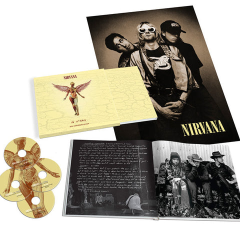 Nirvana | In Utero | Super Deluxe Box Set