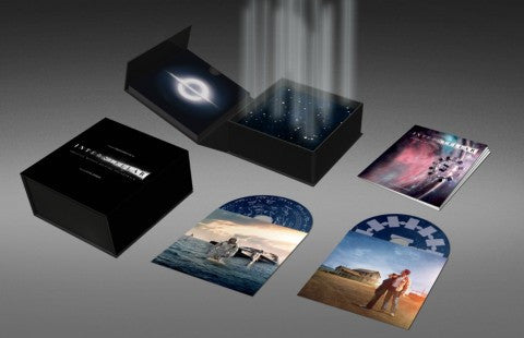 Hans Zimmer | Interstellar: Soundtrack | The Illuminated Star Projection Edition
