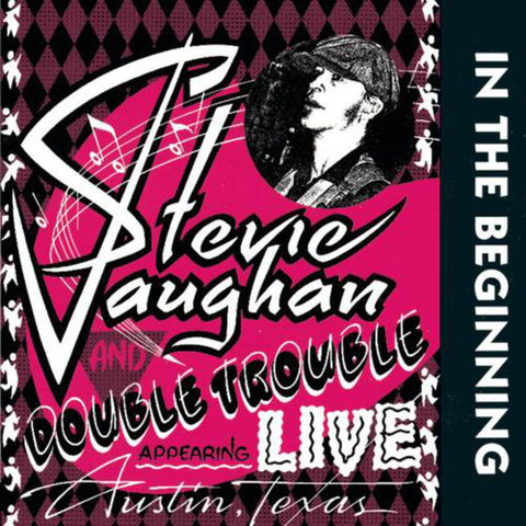 Stevie Ray Vaughan | In The Beginning | 200g Vinyl LP