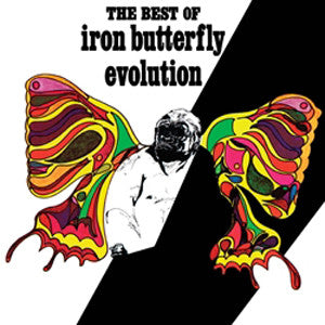 Iron Butterfly | Evolution - The Best of Iron Butterfly | Limited Edition 180g Vinyl LP