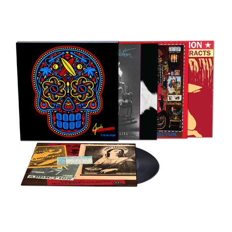 Jane's Addiction | Sterling Spoon | 180g 6LP Vinyl Box Set