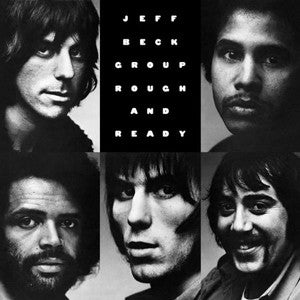 Jeff Beck | Rough And Ready | Limited Edition 180g Vinyl