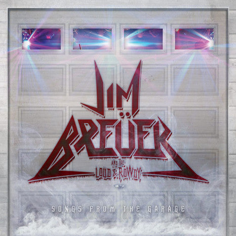 Jim Breuer & The Loud and Rowdy | Songs From The Garage | Limited Edition Pink Vinyl LP