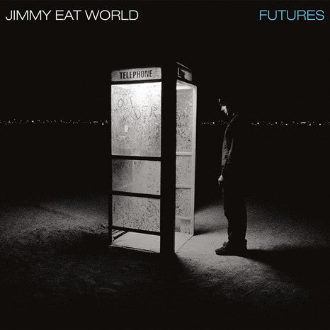 Jimmy Eat World | Futures | Deluxe Edition 180g Blue Vinyl LP