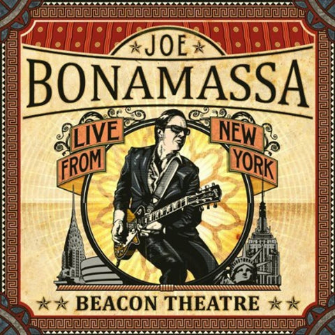 Joe Bonamassa | Beacon Theatre - Live From New York | 180 Gram 3 LP