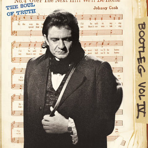 Johnny Cash | Bootleg Vol. IV: The Soul of Truth [Import] | 180g Vinyl 3LP