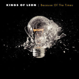 Kings of Leon | Because of the Times | 180g Vinyl 2LP