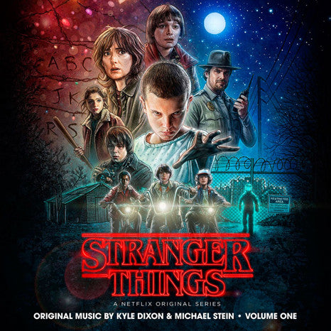 Kyle Dixon & Michael Stein | Stranger Things Vol. 1 (A Netflix Original Series Soundtrack) | 150g Vinyl 2LP