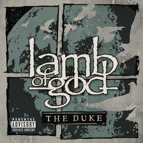 "Lamb Of God | The Duke | 12"" EP"