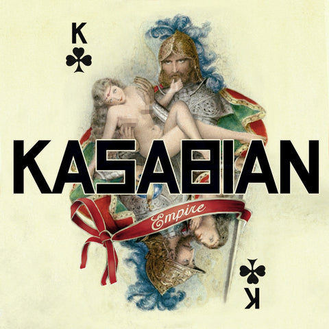 Kasabian | Empire [Import] | 180g Vinyl 2LP