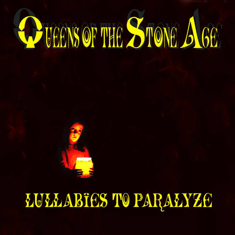 Queens of the Stone Age | Lullabies to Paralyze [Import]  | 180g Vinyl 2LP