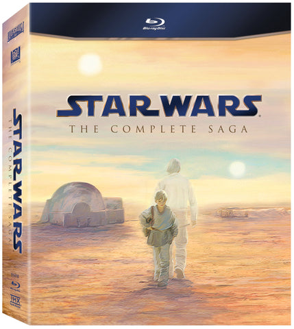 Star Wars | The Complete Saga | Blu-ray Set