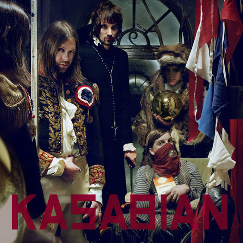 Kasabian | West Ryder Pauper Lunatic Asylum [Import] | 180g Vinyl 2LP