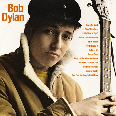 Bob Dylan | Bob Dylan | 180g Vinyl LP [Import] (Remastered)