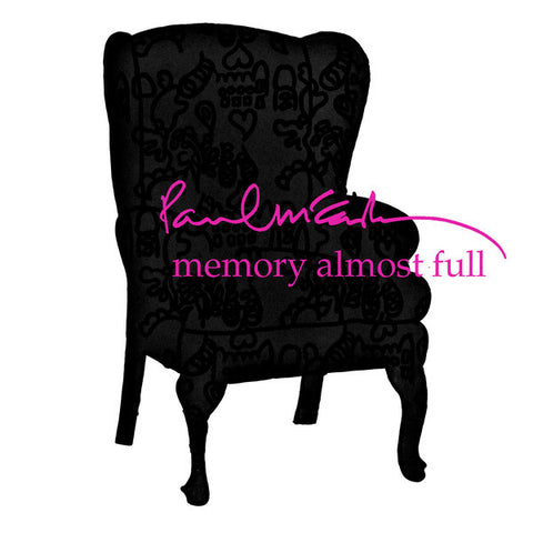 Paul McCartney | Memory Almost Full | CD