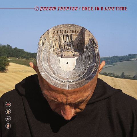 Dream Theater | Once in a LIVEtime | 180g Vinyl 4LP [Import]