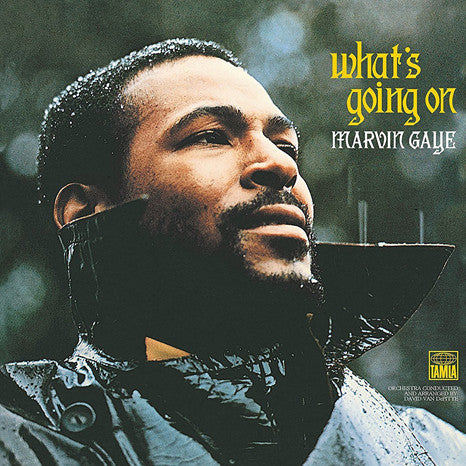 Marvin Gaye | What's Going On (Half-Speed Master) | 180g Vinyl 4xLP (Import)