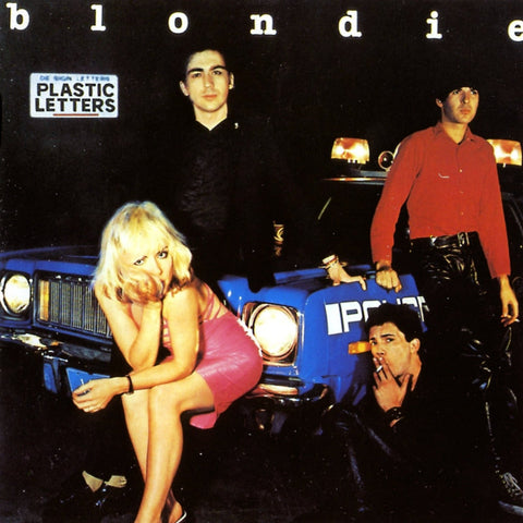 Blondie | Plastic Letters | 180g Vinyl LP [Import] (Picture Disc)