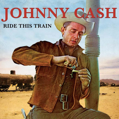 Johnny Cash | Ride This Train | 180g Vinyl 2LP [Import]