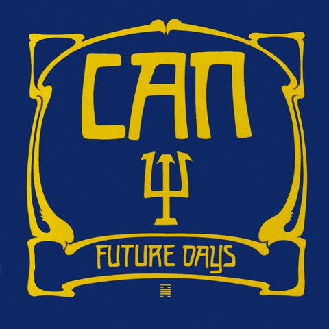 Can | Future Days | 180g Vinyl LP (Remastered)