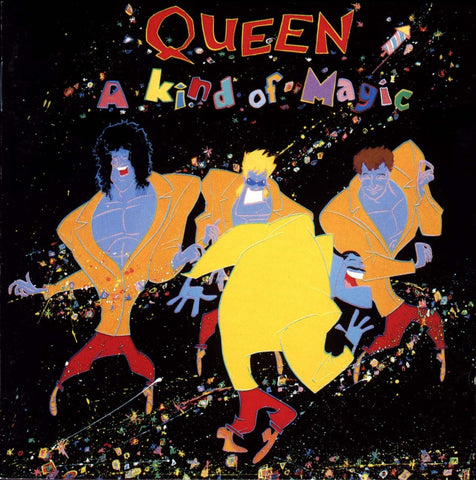 Queen | A Kind of Magic | 180g Vinyl LP (Collector's Edition; Reissue)