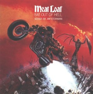 Meat Loaf | Bat Out of Hell | 180g Vinyl LP