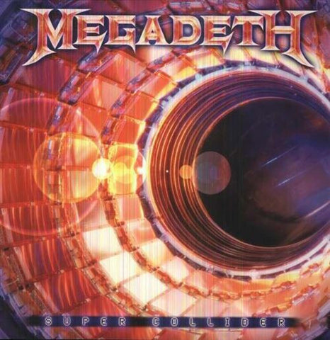 Megadeth | Super Collider | 180g Vinyl LP