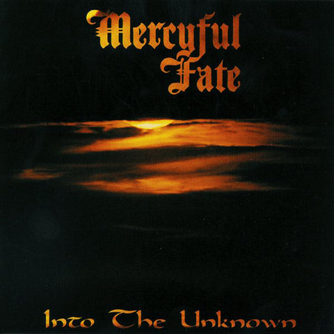 Mercyful Fate | Into The Unknown | Gold Vinyl LP