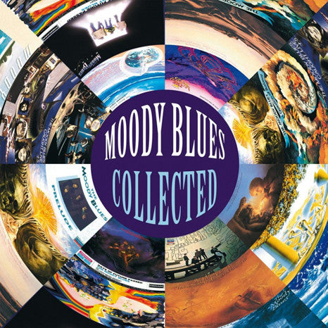 The Moody Blues | Moody Blues: Collected | Limited Edition Colored Vinyl 2LP