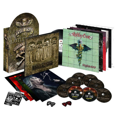 Mötley Crüe | The End | Deluxe Box Set