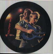 Def Leppard | Interview | 180g Vinyl LP (Picture Disc)