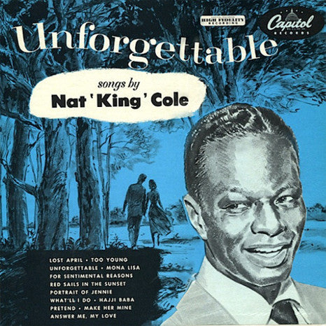 Nat King Cole | Unforgettable | Vinyl LP