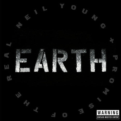 Neil Young & The Promise of the Real | EARTH | Limited Edition Vinyl 3LP