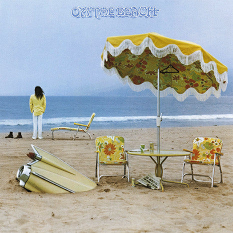 Neil Young | On The Beach | Vinyl LP - 2016 Reissue