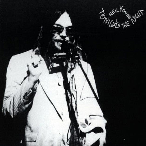 Neil Young | Tonight's The Night | Vinyl LP - 2016 Reissue