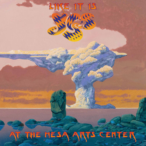 Yes | Like It Is: Yes Live at the Mesa Arts Center | 180g Vinyl 2LP