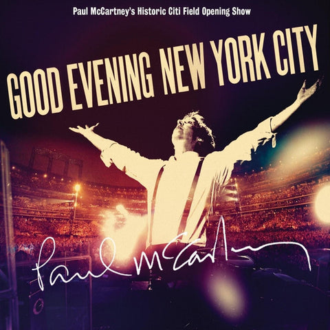 Paul McCartney | Good Evening New York City | 2CD